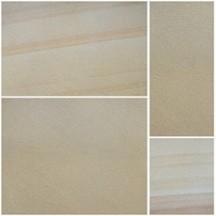 Sealing Smooth Natural Sandstone